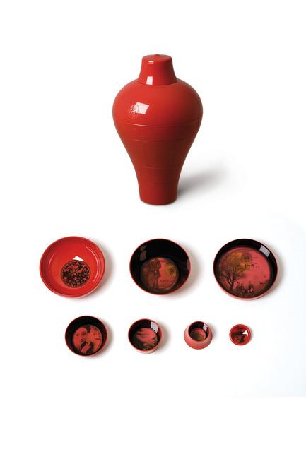 Press kit | 1074-04 - Press release | Idées cadeaux et nouveautés à découvrir chez Inhoma Design - Inhoma Design - Event + Exhibition - Vases Faux semblant d'Ibride