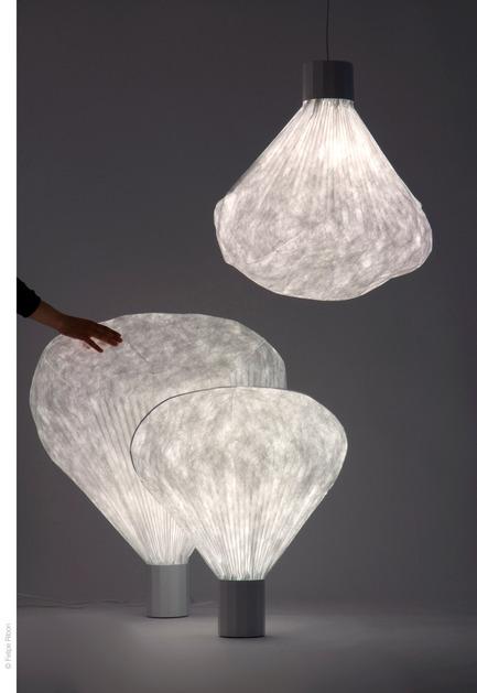 Press kit | 1074-04 - Press release | Idées cadeaux et nouveautés à découvrir chez Inhoma Design - Inhoma Design - Event + Exhibition - Lampes Inga Sempé par Moustache