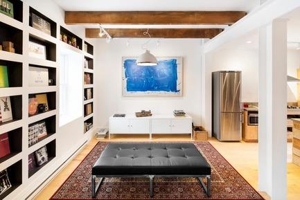 Dossier de presse | 1608-02 - Communiqué de presse | La Renaissance de Grand Trunk - Mark+Vivi - Architecture résidentielle - Salon - Crédit photo : Adrien Williams