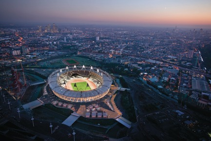 Press kit | 661-29 - Press release | World Architecture Festival 2015 opens in Singapore Day One - World Architecture Festival (WAF) - Competition - London Olympic Stadium Transformation by Populous, UK, winner of the Future Leisure-Led Development category - Photo credit: Populous