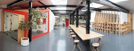 Press kit | 1119-03 - Press release | Studio de designClarks Originals - ARRO studio - Design d'intérieur commercial - Photo credit: Arro Studio