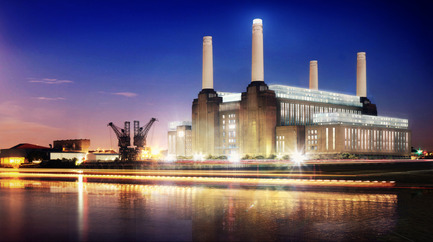 Press kit | 1028-06 - Press release | LEAF Awards 2015: winners announced - LEAF International - Competition -  Developer of the Year<br>Battersea Power Station<br>Project: Battersea Power Station<br><br>  - Photo credit:   Arena International