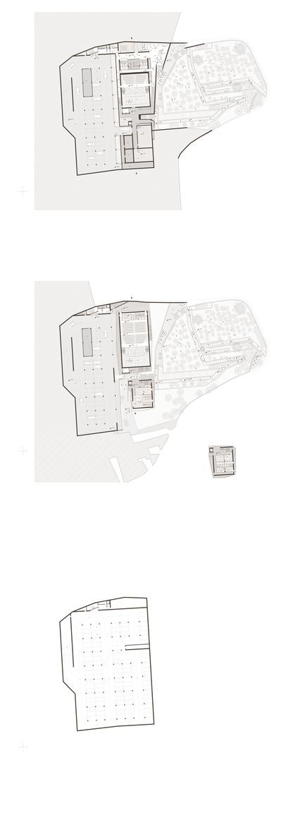 Press kit | 1957-01 - Press release | New Civic Centre in Villacidro - 3TI PROGETTI - Competition - Plans - Photo credit: 3TI PROGETTI + 3TI_LAB