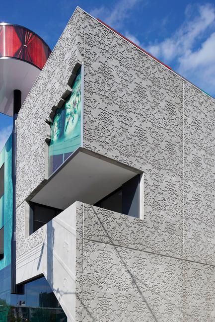 Press kit | 1982-01 - Press release | 2015 International Leaf Awards-Best Mixed-use Building - Kavellaris Urban Design - KUD - Commercial Architecture - 2 Girls Building - Photo credit: Peter Clarke