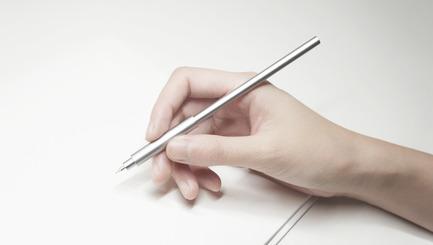 Press kit | 1127-09 - Press release | Pen Uno: The Most Minimal Pen - ENSSO - Industrial Design - Pen Uno<br> - Photo credit: ENSSO