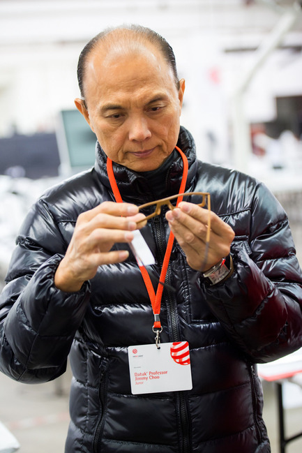 Press kit | 1696-02 - Press release | Regular registration phase for the Red Dot Award: Product Design2016 starts – first jurors confirmed - Red Dot Award - Competition - Red Dot juror Datuk' Professor Jimmy Choo - Photo credit: Red Dot