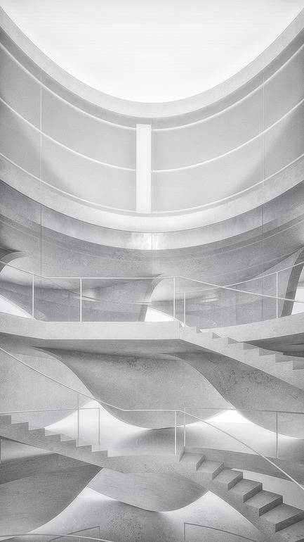 Press kit | 562-62 - Press release | The Young Architectural Firm Of Pelletier de Fontenay Wins The 2015 Phyllis Lambert Grant - Bureau du design - Ville de Montréal - Competition - Concordia lighthouse  - Photo credit: Pelletier de Fontenay