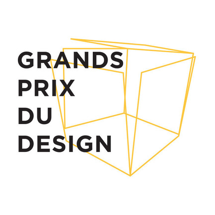 Dossier de presse | 673-13 - Communiqué de presse | Discover the best projects of the industry of design and architecture at the 9th edition of theGrands Prix du Design - Agence PID - Évènement + Exposition - Logo GRANDS PRIX DU DESIGN - Crédit photo : Agence PID