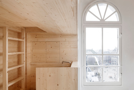 Press kit | 863-02 - Press release | 'Room On The Roof' by i29 interior architects - i29 | interior architects - Commercial Interior Design - 04 - Photo credit: Ewout Huibers