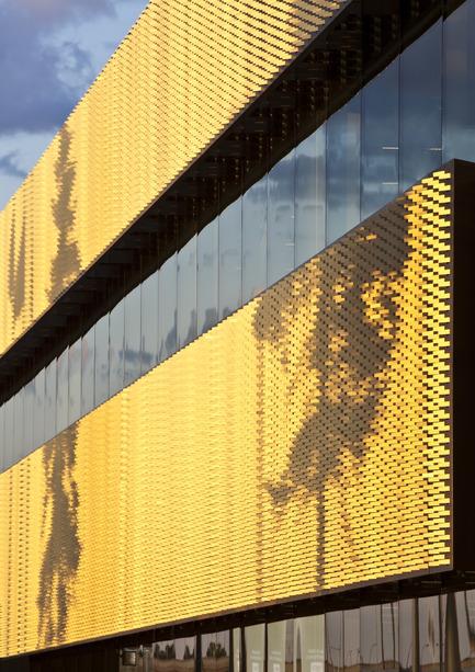 Press kit | 916-02 - Press release | Quatre projets finalistes aux Prix d'excellence en architecture 2013 de l'Ordre des Architectes du Québec - Menkès Shooner Dagenais LeTourneux Architectes - Concours - Pfizer Canada - Photo credit: Stephane Groleau