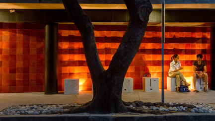 Dossier de presse | 1825-01 - Communiqué de presse | Just Be Apartments - Arqmov Workshop - Residential Architecture -  Benches, Public Space  - Crédit photo : Rafael Gamo