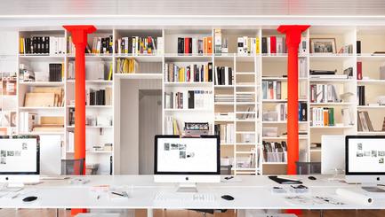 Dossier de presse | 1113-05 - Communiqué de presse | la Shed - la SHED architecture - Architecture commerciale - Matériauthèque - Crédit photo : Maxime Brouillet