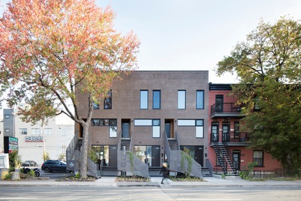 Press kit | 1917-01 - Press release | The François-René project: creativity and sustainability - Maître Carré - Residential Architecture - Photo credit: Adrien Williams