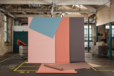Press kit | 1818-04 - Press release | Creative Quarter To Host Best in Design with Seventh Edition of Clerkenwell Design Week 24 – 26 May 2016 - Clerkenwell Design Week - Event + Exhibition - Camira Fabrics