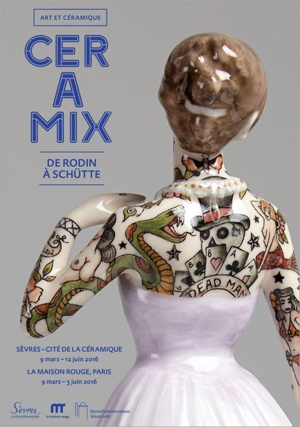 Press kit | 1144-02 - Press release | D'DAYS– The Design Festival– Grand Paris - D'DAYS - Event + Exhibition -  La maison rouge - Ceramix  - Photo credit: Ceramix