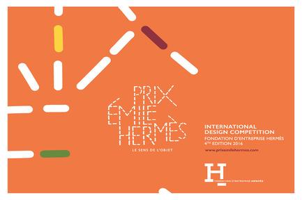 Press kit | 1144-02 - Press release | D'DAYS– The Design Festival– Grand Paris - D'DAYS - Event + Exhibition -  Prix Emile Hermès 2016  - Photo credit:  Prix Emile Hermès 2016