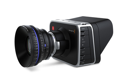 Press kit | 1696-07 - Press release | Blackmagic Industrial Design Team led by Simon Kidd is  Red Dot: Design Team of the Year 2016! - Red Dot Award - Competition - Blackmagic Cinema Camera - Photo credit: Blackmagic Design