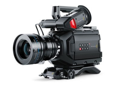Press kit | 1696-07 - Press release | Blackmagic Industrial Design Team led by Simon Kidd is  Red Dot: Design Team of the Year 2016! - Red Dot Award - Competition - Blackmagic URSA Mini - Photo credit: Blackmagic Design