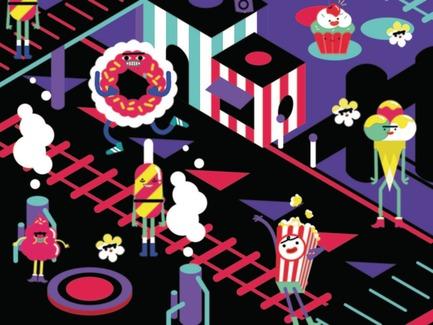Dossier de presse | 562-31 - Communiqué de presse | Concours Luminothérapie : les lauréats 2013-2014 sont… - Bureau du design - Ville de Montréal - Concours - Façades du Quartier des spectaclesTrouve BobChampagne Club SandwichCollectif des concepteurs-réalisateurs Gabriel Poirier-Galarneau et Rémi Vincent