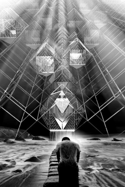 Dossier de presse | 1127-05 - Communiqué de presse | Winners 2016 Skyscraper Competition - eVolo Magazine - Concours - Healing Matrix - Crédit photo : Jie Liu, Wen Sun, Hewen Suo