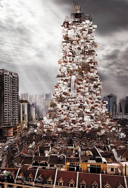 Dossier de presse | 1127-05 - Communiqué de presse | Winners 2016 Skyscraper Competition - eVolo Magazine - Concours - Vertical Shanghai - Crédit photo : Yuta Sano, Eric Nakajima