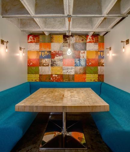 Dossier de presse | 1825-03 - Communiqué de presse | Hegel Apartment - Arqmov Workshop - Design d'intérieur résidentiel - Dining room - Crédit photo : Rafael Gamo