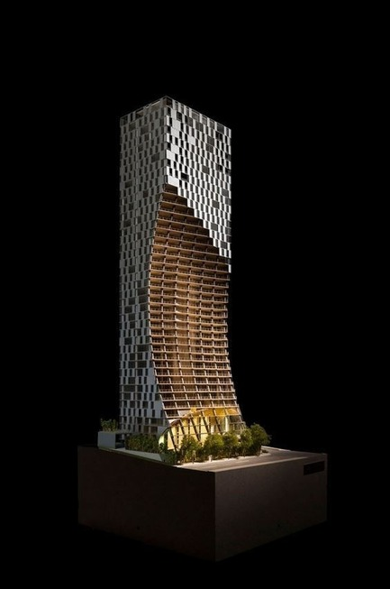 Dossier de presse | 2051-02 - Communiqué de presse | Alberni by Kuma: Kengo Kuma Reveals Details for His First North American, Large-Scale Tower in Vancouver, British Columbia - Westbank - Residential Architecture - Alberni by Kuma  - Crédit photo : Ed White