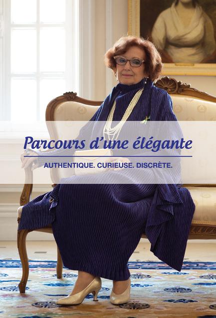 Press kit | 2105-01 - Press release | New Fashion Museum in Montreal - Musée de la mode - Event + Exhibition - Current exhibition : Parcours d'une élégante<br> - Photo credit: lucbouvrette.com
