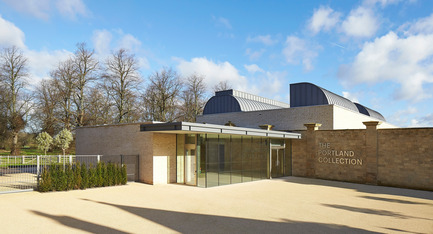 Press kit | 1164-01 - Press release | The Harley Gallery - Hugh Broughton Architects - Art - The Harley Gallery, Welbeck Estate by Hugh Broughton Architects <br> - Photo credit: Hufton+Crow