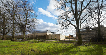 Press kit | 1164-01 - Press release | The Harley Gallery - Hugh Broughton Architects - Art - The Harley Gallery, Welbeck Estate  - Photo credit: Hufton+Crow