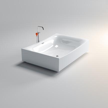 Dossier de presse | 2103-01 - Communiqué de presse | Red Dot Design Award Best of the Best: Special recognition for exceptional quality - Clou - Residential Interior Design -  Clou - Hammock Bath  - Crédit photo : Clou bv.