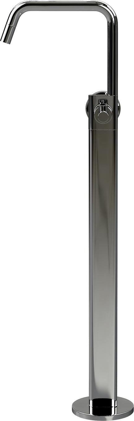 Dossier de presse | 2103-01 - Communiqué de presse | Red Dot Design Award Best of the Best: Special recognition for exceptional quality - Clou - Residential Interior Design - Clou - Kaldur freestanding bathtub mixer - Crédit photo : Clou bv.
