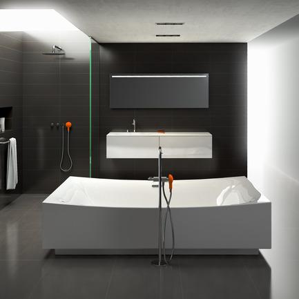 Dossier de presse | 2103-01 - Communiqué de presse | Red Dot Design Award Best of the Best: Special recognition for exceptional quality - Clou - Residential Interior Design - Clou - Hammock bathroom 08 - Crédit photo : Clou bv.