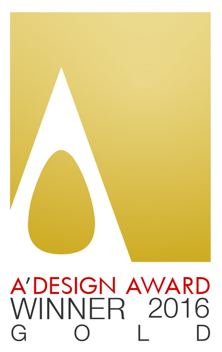 Press kit | 2102-01 - Press release | memobottle | A'Design Award Gold Winner - memobottle - Industrial Design - memobottle Gold winner - Photo credit: A'Design Awards