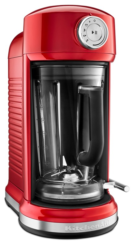 Press kit | 2097-01 - Press release | KitchenAid® Magnetic Drive Blender Wins Top Product Design Award - KitchenAid - Product -  KitchenAid® Torrent® Magnetic Drive Blender   - Photo credit:  KitchenAid