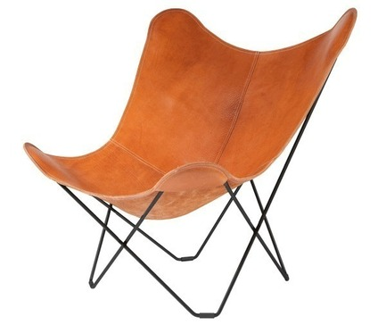 Press kit | 2092-01 - Press release | designjunction + Dwell on Design announce line-up for NYCxDesign 2016 - designjunction + Dwell on Design - Event + Exhibition - Pampa Mariposa chair by Cuero Design - Photo credit: designjunction + dwell on design