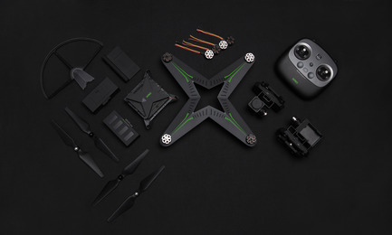 Press kit | 2109-01 - Press release | XIRO Xplorer Unmanned Aerial Vehicle Won Three Red Dot Design Awards - Shenzhen   zero-tech UAV Limited - Product -  XIRO Xplorer Unmanned Aerial Vehicle  - Photo credit: Modular Design