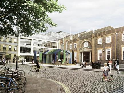 Press kit | 1818-07 - Press release | Clerkenwell Design Week 2016 - Clerkenwell Design Week - Event + Exhibition - Museum of Making - Photo credit: Clerkenwell Design Week<br>