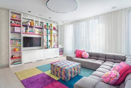 Dossier de presse | 2147-01 - Communiqué de presse | Penthouse on the Park - KNOF design - Design d'intérieur résidentiel - Crédit photo : Assen Emilov
