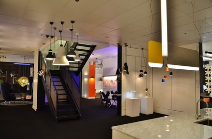 Press kit | 1152-07 - Press release | Opening of the new showroom boutique: Le Studio Luminaires - LumiGroup - Lighting Design - Le Studio Luminaires - Photo credit: Le Studio Luminaires