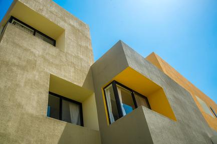 Dossier de presse | 1432-01 - Communiqué de presse | Studios 18 - Sanjay Puri Architects - Residential Architecture - RECESSED WINDOW - Crédit photo : Vinesh Gandhi