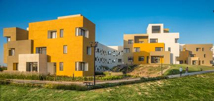 Dossier de presse | 1432-01 - Communiqué de presse | Studios 18 - Sanjay Puri Architects - Residential Architecture - SOUTH WEST- F BLOCK - Crédit photo : Vinesh Gandhi