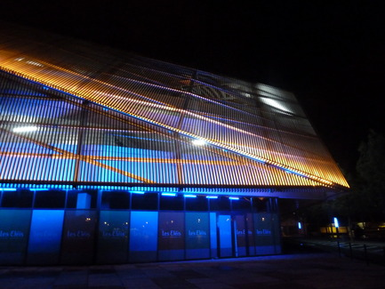 Press kit | 896-05 - Press release | Les Eléis, a shopping centre between sea and sky - Arte Charpentier Architectes & CALQ Architecture - Commercial Architecture - Photo credit: Arte Charpentier - F. Castro