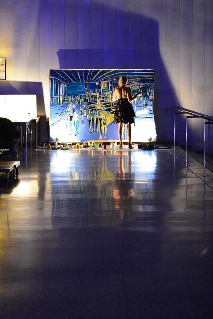 Dossier de presse | 1093-01 - Communiqué de presse | Live Art-Multimedia-Interaction - La Fondation BBCM - Évènement + Exposition - Crédit photo : Bob Hendrix