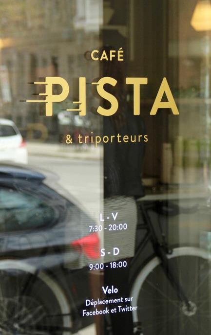 Press kit | 1097-05 - Press release | Café Pista - Les Ateliers Guyon - Commercial Interior Design - Photo credit: Éliott Légaré