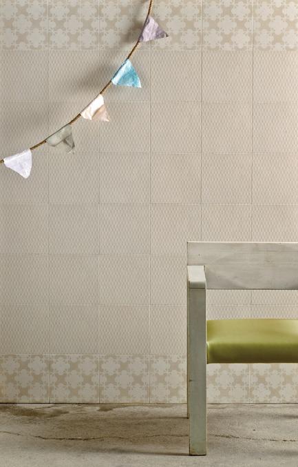 Dossier de presse | 798-04 - Communiqué de presse | Ramacieri Soligo presents the ''Azulej'' collection from Patricia Urquiola - Ramacieri Soligo - Product - Trema, Estrela Bianco - Crédit photo : Alessandro Paderni