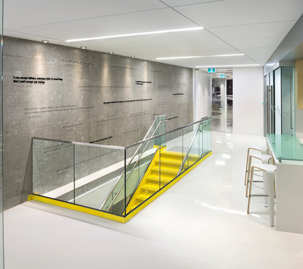 Dossier de presse | 2073-01 - Communiqué de presse | DIALOG awarded 'Best Tenant Improvement' for LGM's Vancouver Head Office - DIALOG - Design d'intérieur commercial - LGM's Vancouver office<br> - Crédit photo : Ed White <br>