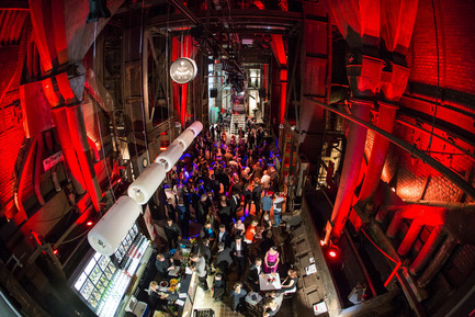Press kit | 1696-09 - Press release | Award-winning design, premium products and a touch of Hollywood in Essen: That was the Red Dot Gala 2016 - Red Dot Award - Competition - The Designers' Night is the legendary party after the Red Dot Gala<br> - Photo credit: Red Dot