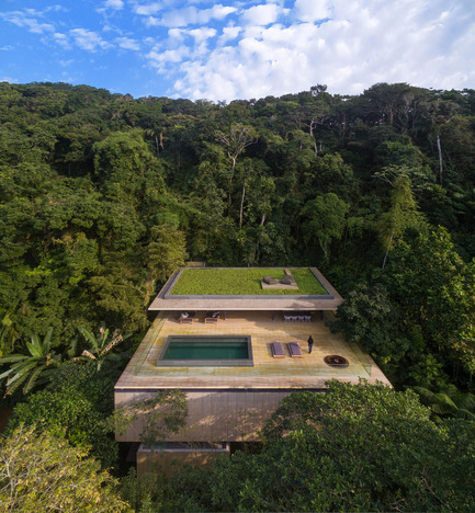 Dossier de presse | 661-34 - Communiqué de presse | World Architecture Festival announces 2016 Awards shortlist - World Architecture Festival (WAF) - Concours - Jungle House by Studio MK27 - Crédit photo : World Architecture Festival