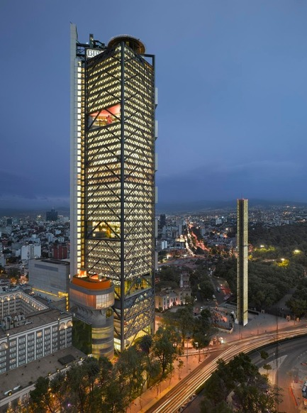 Press kit | 661-34 - Press release | World Architecture Festival announces 2016 Awards shortlist - World Architecture Festival (WAF) - Competition - Torre BBVA Bancomer by RSHP - Photo credit: World Architecture Festival